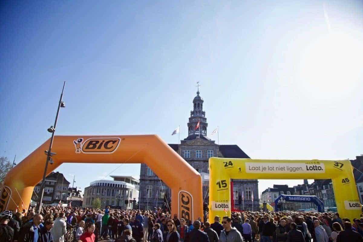 Amstel Gold Race 2018 Publiboog 14x7m BIC