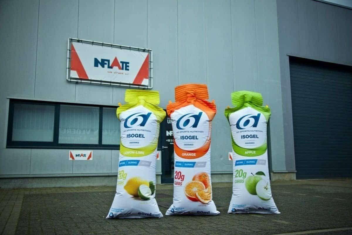 Point of sale airtight fair item 6D Sports Nutrition