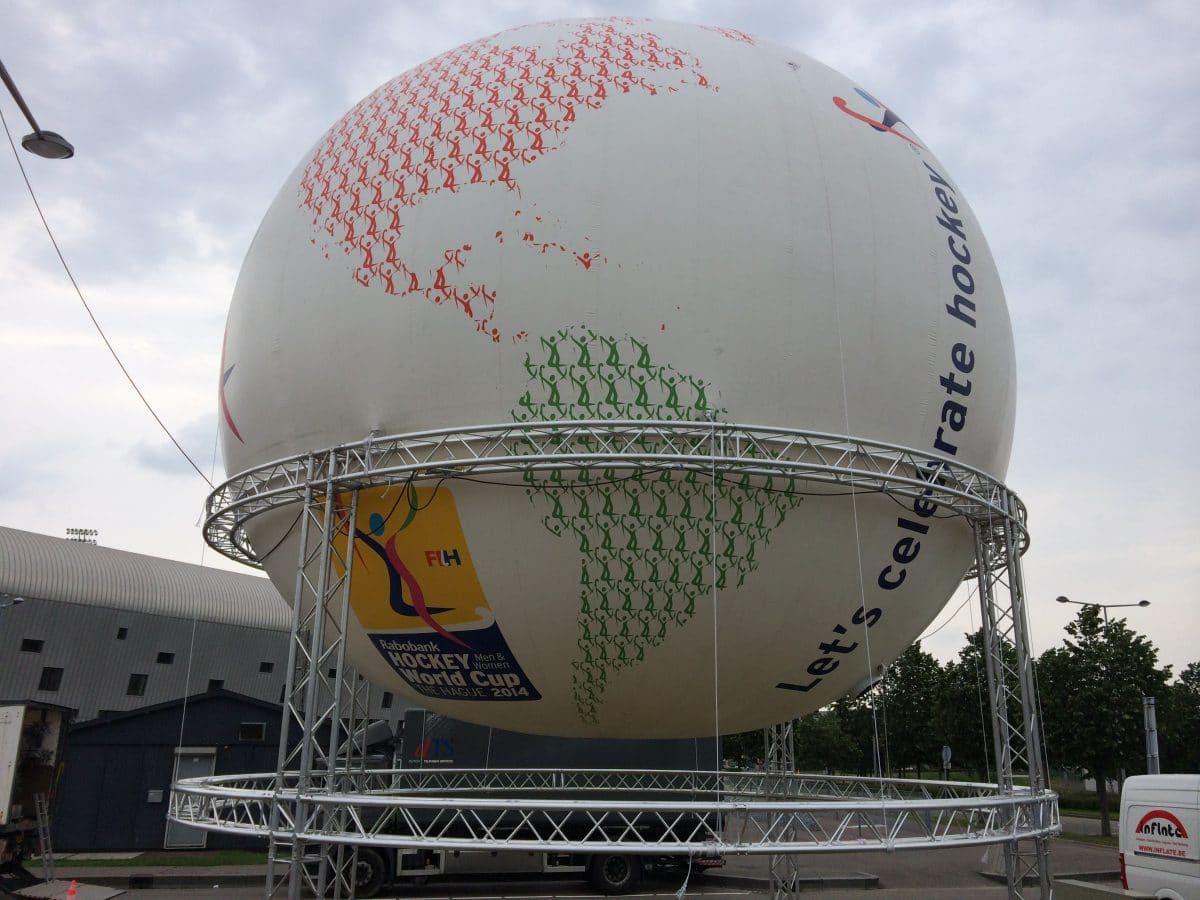 Bal WK Hockey - Den Haag