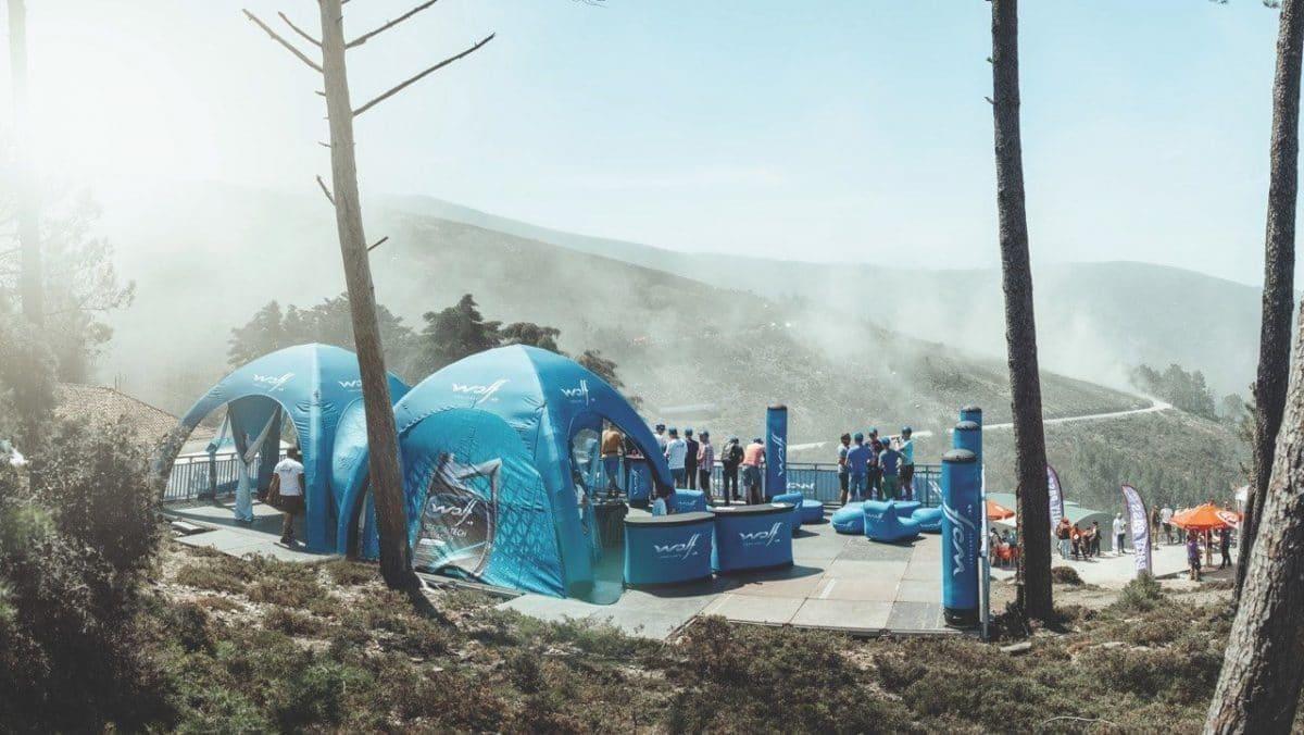Airtight items WOLF OIL Belgium Fia WRC Portugal 2019